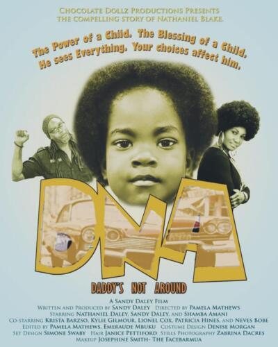DNA: Daddy's Not Around